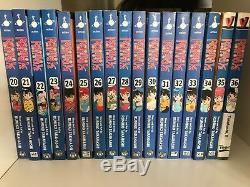 Ranma 1/2 Complete Manga Vol. 1-36 Rumiko Takahashi English Full Book Set