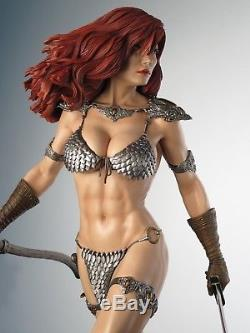 Red Sonja She-Devil Exclusive Sideshow Premium Format Figure EX PF Statue Conan