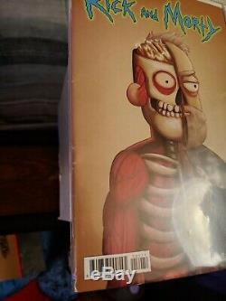 Rick And Morty Complete Comic Book Collection 1-59 212 Comics Nothing missing