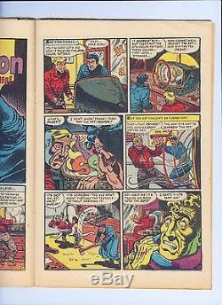 September 1953 Chamber Of Chills No. 19 Horror Sci-fi Comic Book