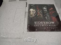 SIDESHOW AP INCREDIBLE HULK Vs SPIDER-MAN Diorama STATUE Red Grey Bust PREMIUM