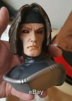 SIDESHOW GAMBIT PREMIUM FORMAT FIGURE STATUE Bust X-MEN Rogue Maquette