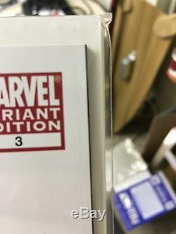 SIEGE # 3 Deadpool Variant J. Scott Campbel Rare, Movie Wolverine. CGC Ready