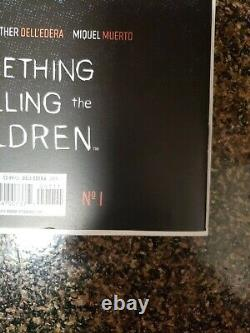 SOMETHING is KILLING the CHILDREN #1. 1st FIRST print