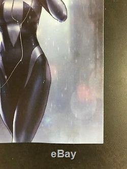 SPIDER-GWEN GHOST SPIDER #1 JEE HYUNG VARIANT RARE! 1 in 100