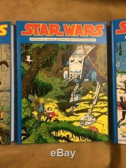 STAR WARS Comic Collection Archie Goodwin & Al Williamson SIGNED #2065