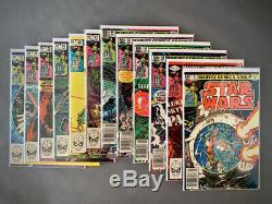 STAR WARS MARVEL Vintage Comic Books Lot 1977 Full Run 1-107 Key Issues #1 #42