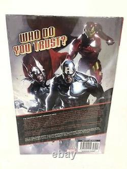 Secret Invasion Omnibus by Brian Bendis Marvel HC Hard Cover New Sealed