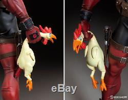 Sideshow Collectibles Deadpool Premium Format Figure EXCLUSIVE Statue 960/1250