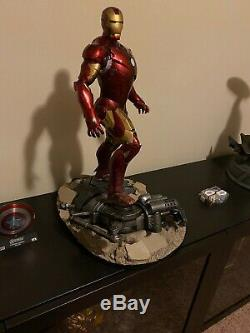Sideshow Collectibles Iron Man Mark III Maquette Statue