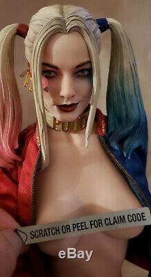 Sideshow EX Harley Quinn statue Naked custom Nt Mary Jane She Hulk Darth Talon
