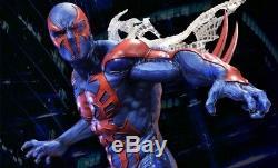 Sideshow Spider-man 2099 Premium Format Figure Prime 1 Statue New