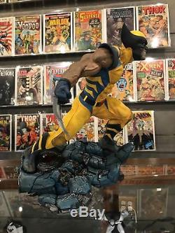 Sideshow Wolverine Premium Format Statue 2018 Sold Out
