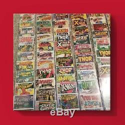 Silver age Comic Grab Bags, Batman, Spider-Man, Hulk, Thor, X-Men, Marvel & DC