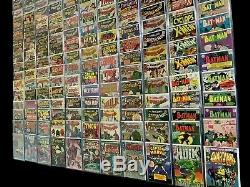 Silver age Comic Grab Bags, Marvel, DC, Spider-Man, Daredevil, Thor, Hulk, Avengers #1