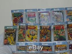 Silver age Comic Grab Bags Marvel, dc, Spider-man, Daredevil, Thor, Hulk, Avengers