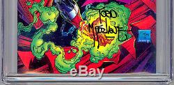 Spawn #1-2-3-4 Cgc-ss 9.8 All Issues Signed Mcfarlane Story Cover & Art 1992