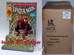 Spider-Man Comic Book Scene Replica #1 Statue Master Replicas Marvel MIB 2006 HG