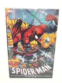Spider-Man David Michelinie & Erik Larsen Omnibus HC Hard Cover New Sealed