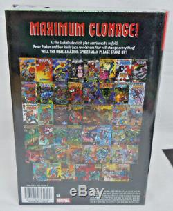 Spider-Man The Clone Saga Omnibus Volume 2 Marvel Comics HC Hard Cover New $125