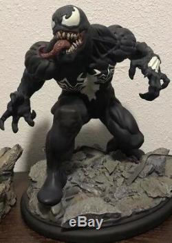 Spider-Man Venom Unbound Fine Art 1/6 Statue Kotobukiya(not Sideshow Hot Toys)