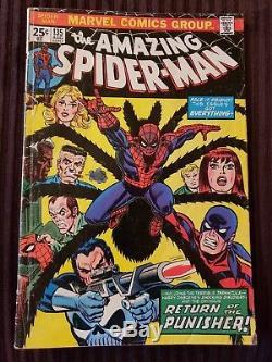 Stan Lee signed Amazing Spiderman 129 CGC 6.5 + more