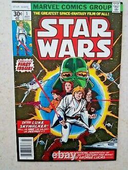 Star Wars #1-108 Marvel Full Run Lot 41 42 43 68 81 1st Boba Fett MANDALORIAN