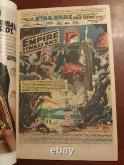 Star Wars #42 1st Boba Fett, Yoda Mandalorian/Book of Fett Disney+