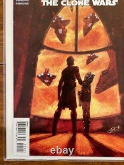 Star Wars The Clone Wars 1 High Grade Key Comic Book First Appearance Major Key