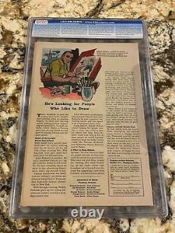 Strange Tales #110 Cgc 3.5 Ow Pages 1st Doctor Strange New Mcu Movies Hot Book