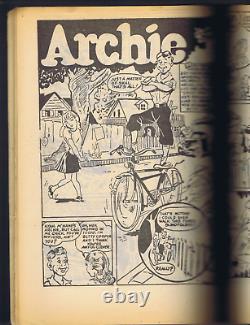 Super Comics #nn Citren News Pub 1942 CANADIAN EDITION 1st Archie! Rare Book