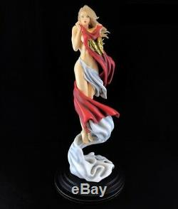 Super Girl Man Statue Sculpture Art Nt XM Sideshow Prime 1 DC Comics / 1 of 50