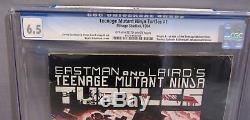TEENAGE MUTANT NINJA TURTLES #1 (First Print) CGC 6.5 Mirage Studios 1984 TMNT