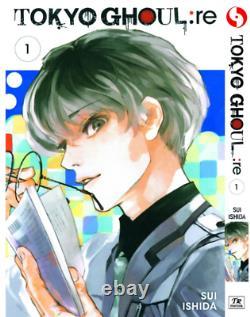 TOKYO GHOUL RE Vol. 1-16 Complete Manga Comics English version NEW Fast Ship