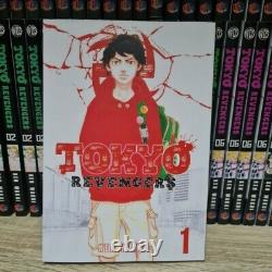 TOKYO REVENGERS Ken Wakui Manga Volume 1-22 Full Set English Comic EXPRESS