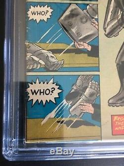 Tales Of Suspense 39 CGC 3.5 Cr To OW Pgs. 1st Iron Man Tony Stark No Reserve