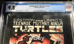 Teenage Mutant Ninja Turtles 1 CGC 9.8 Mirage 1984 (1st Print) TMNT 2081174001