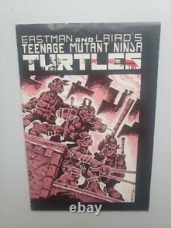 Teenage Mutant Ninja Turtles #1 Mirage Comic Book 3rd print
