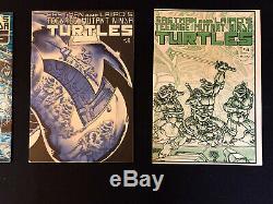 Teenage Mutant Ninja Turtles HUGE COMIC LOT! 135 Books! #1,2,3,4,5 + More! TMNT