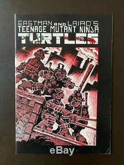 Teenage Mutant Ninja Turtles (TMNT) #1 1st printing Mirage Studios, 1984