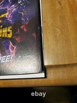 Thanos 13 125 Albuquerque Variant First Cosmic Ghost Rider Hot Book