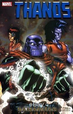 Thanos Vol 2 3 4 5 NM TPB 1st Prints Infinity Abyss The End Epiphany Samaritan