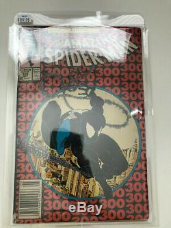 The Amazing Spider-Man #300 1st App Venom ASM Newsstand Eddie Brock