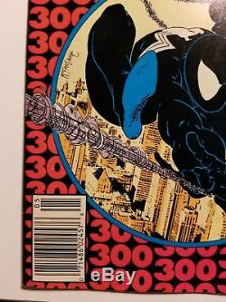 The Amazing Spider-Man #300 (May 1988, Marvel) First Venom. High grade key