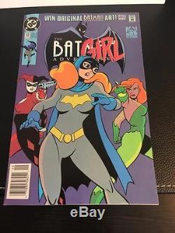 The Batman Adventures #12 (Sep 1993, DC)1st HARLEY QUINN NEWSSTAND VARIANT VF 8.0