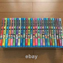 The Disastrous Life of Saiki K (Japanese)Vol. 1-26 Set Complete Full Manga comics