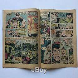 The Incredible Hulk #181 1st App of Wolverine X-men Marvel 1974 MVS intact