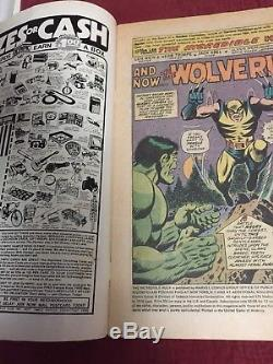 The Incredible Hulk #181 (Nov 1974, Marvel)