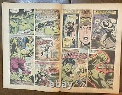 The Incredible Hulk #181 (Nov 1974, Marvel) First Full Appearance of Wolverine