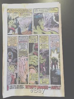 The Incredible Hulk #181 (Nov 1974, Marvel) First Wolverine Issue! Key Issue